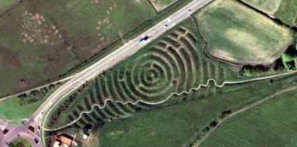 Leadgate Maze - rá lehet klikkelni